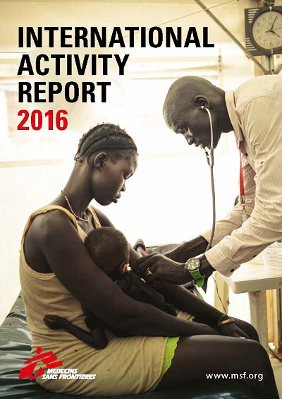 International Activity Report 2016