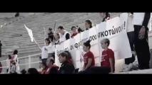Ευρώπη, οι φράχτες σου σκοτώνουν! - Flashmob των Γιατρών Χωρίς Σύνορα στο Μαραθώνιο της Αθήνας