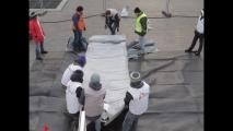 Καινοτομία: Πλήρως εξοπλισμένο νοσοκομείο των Γιατρών Χωρίς Σύνορα στήνεται σε 10 ώρες