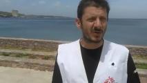Οι Γιατροί Χωρίς Σύνορα στη Λέσβο