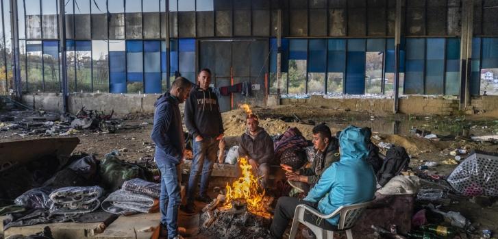 Αιτούντες άσυλο στη Βοσνία