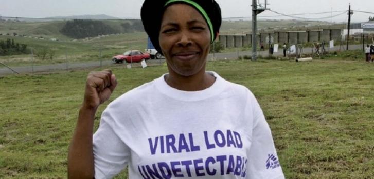 ΠΑΓΚΟΣΜΙΑ ΔΙΑΣΚΕΨΗ AIDS: Η μέτρηση του ιικού φορτίου σε φτωχές χώρες δεν είναι πολυτέλεια © Treatment Action Campaign