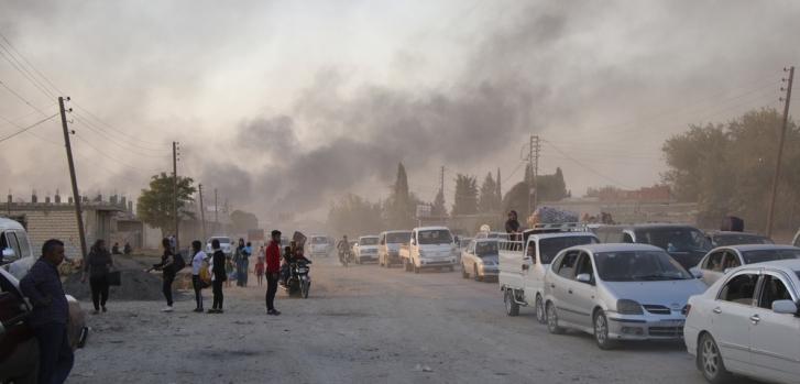 Απόσυρση MSF από τη Βορειοανατολική Συρία