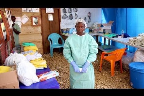 Θεραπεύτηκα από τον Έμπολα και τώρα φροντίζω παιδιά