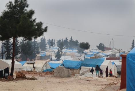 Συρία Ιντλίμπ