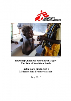 Reducing Childhood Mortality in Niger: The Role of Nutritious Foods