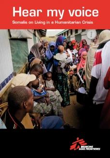 «Άκου τη Φωνή μου»: Ασθενείς περιγράφουν την έντονη βία, τον εκτοπισμό και την πείνα στη νέα αναφορά των Γιατρών Χωρίς Σύνορα