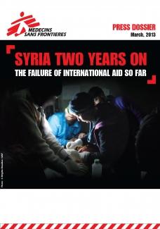 Συρία: Δύο χρόνια συγκρούσεων - Η αποτυχία της διεθνούς βοήθειας έως σήμερα