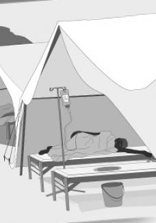 Πώς είναι ένα Κέντρο Θεραπείας Χολέρας;
