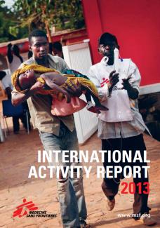 Διεθνής Ετήσια Αναφορά Δράσης 2013