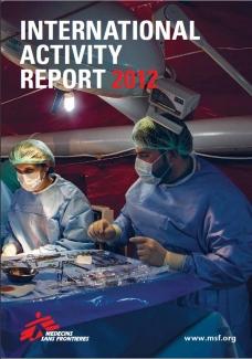 Διεθνής Ετήσια Αναφορά Δράσης 2012