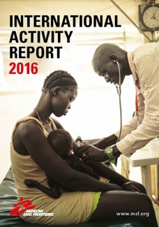 International Activity Report 2016